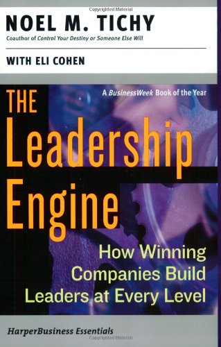 Leadership Engine How Winning Companies Build Leaders at Every Level  1998 (Reprint) edition cover