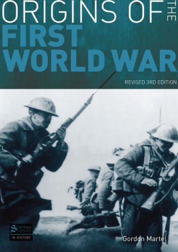 Origins of the First World War  3rd 2007 (Revised) edition cover
