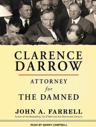 Clarence Darrow: Attorney for the Damned  2012 edition cover