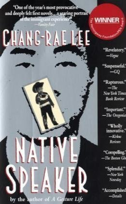 Native Speaker   1995 edition cover