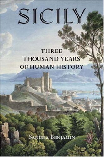 Sicily Three Thousand Years of Human History  2007 edition cover