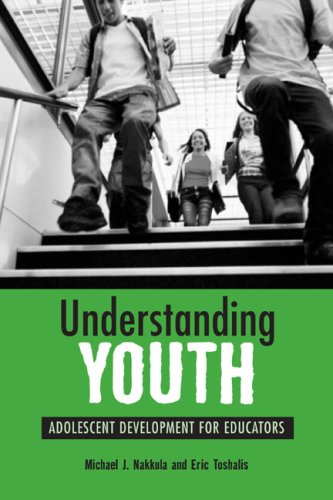 Understanding Youth Adolescent Development for Educators  2006 edition cover