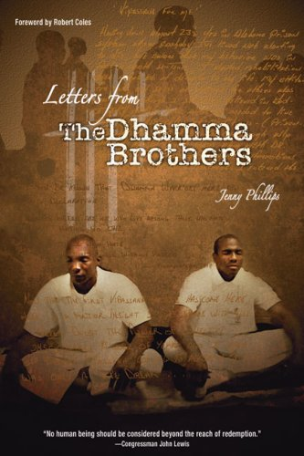 Letters from the Dhamma Brothers Meditation Behind Bars  2015 edition cover