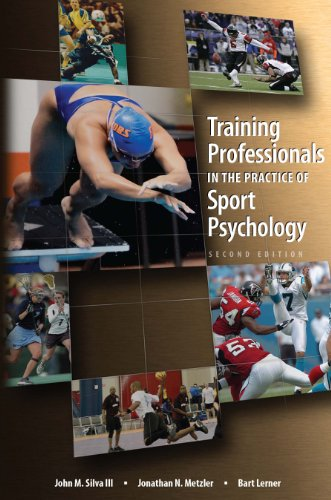 Training Professionals in the Practice of Sport Psychology:  2011 edition cover