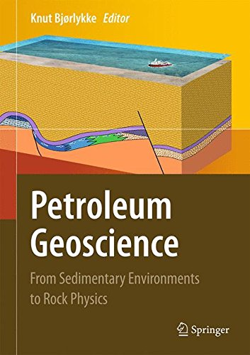 Petroleum Geoscience: From Sedimentary Environments to Rock Physics  2013 edition cover