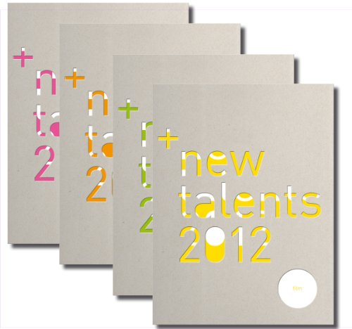 New Talents Cologne 2012:   2012 edition cover
