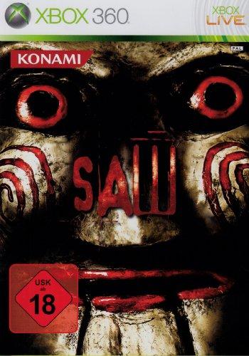 SAW Xbox 360 artwork