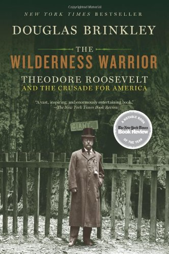 Wilderness Warrior Theodore Roosevelt and the Crusade for America, 1858-1919  2010 edition cover