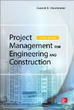 Project Management for Engineering and Construction  3rd 2014 edition cover