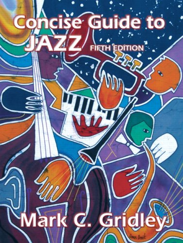 Concise Guide to Jazz  5th 2007 (Revised) edition cover