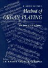 Method of Organ Playing  8th 1996 9780132075312 Front Cover