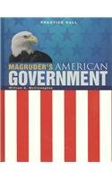 Magruder's American Government 2009 Student Edition   2009 (Student Manual, Study Guide, etc.) 9780133656312 Front Cover