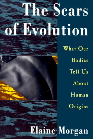 Scars of Evolution   1994 (Reprint) 9780195094312 Front Cover