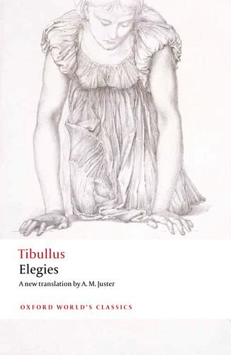 Elegies With Parallel Latin Text  2012 edition cover