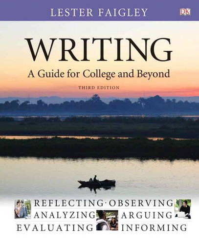 Writing A Guide for College and Beyond 3rd 2012 (Revised) edition cover