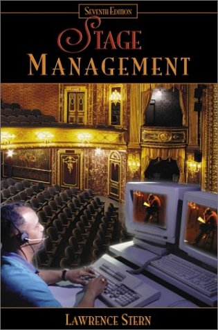 Stage Management  7th 2002 edition cover