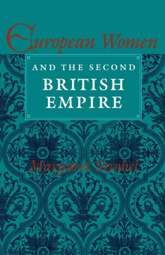 European Women and the Second British Empire   1991 edition cover