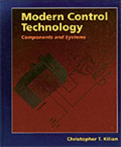 Modern Control Technology Components and Systems 1st 9780314066312 Front Cover