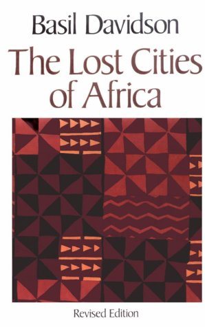 Lost Cities of Africa  Revised edition cover