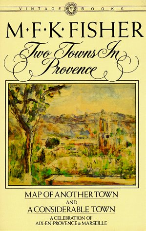 Two Towns in Provence  N/A edition cover