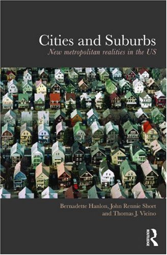Cities and Suburbs New Metropolitan Realities in the US  2009 edition cover
