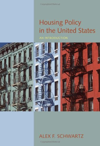 Housing Policy in the United States   2006 9780415950312 Front Cover