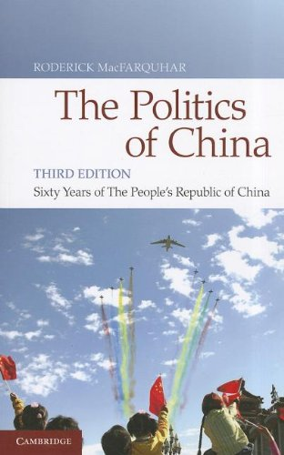 Politics of China Sixty Years of the People's Republic of China 3rd 2011 (Revised) edition cover