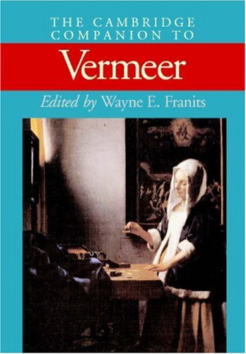 Cambridge Companion to Vermeer   2001 edition cover