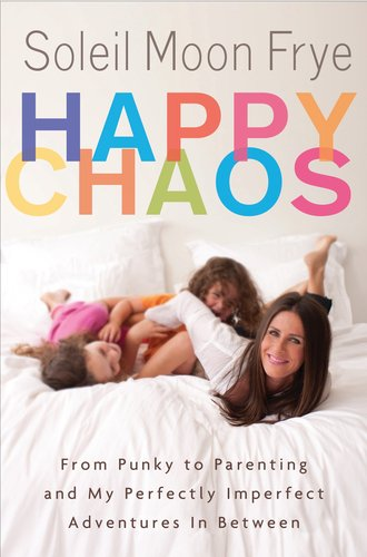 Happy Chaos   2011 9780525952312 Front Cover