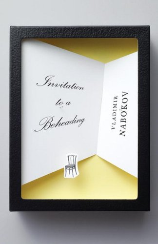 Invitation to a Beheading  N/A edition cover