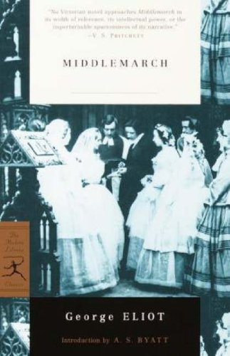 Middlemarch   2000 (Annual) edition cover