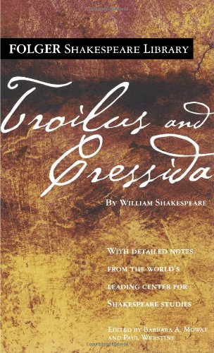 Troilus and Cressida  N/A edition cover