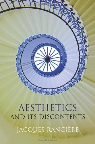 Aesthetics and Its Discontents   2009 edition cover