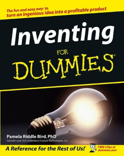 Inventing for Dummies�   2004 edition cover