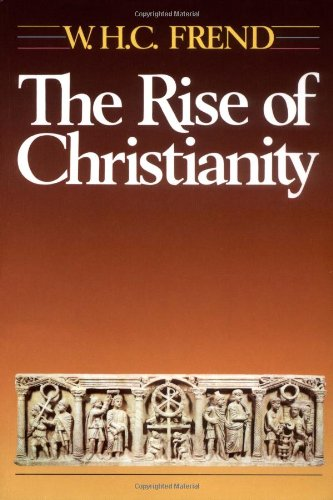 Rise of Christianity  N/A edition cover