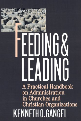 Feeding and Leading  N/A edition cover