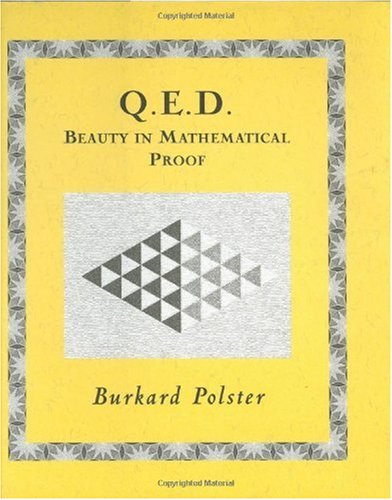 Q. E. D. Beauty in Mathematical Proof  2004 edition cover