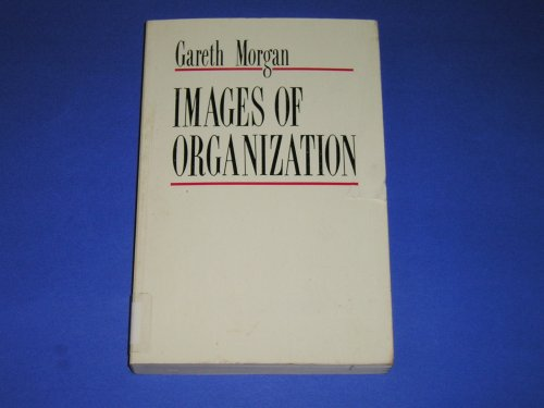 Images of Organization   1986 edition cover