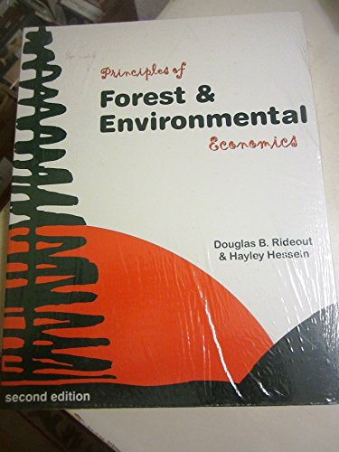 PRIN.OF FOREST+ENVIRONMENTAL E 2nd 2001 edition cover