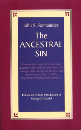 Ancestral Sin  1998 edition cover
