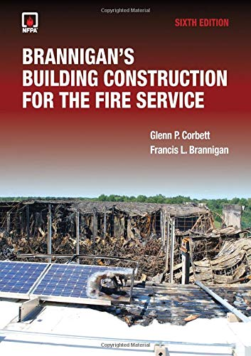 Brannigan's Building Construction for the Fire Service  6th 2021 (Revised) 9781284177312 Front Cover