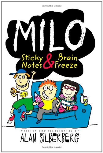 Milo Sticky Notes and Brain Freeze N/A edition cover