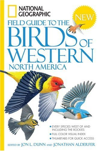Field Guide to the Birds of Western North America   2008 (Guide (Instructor's)) 9781426203312 Front Cover