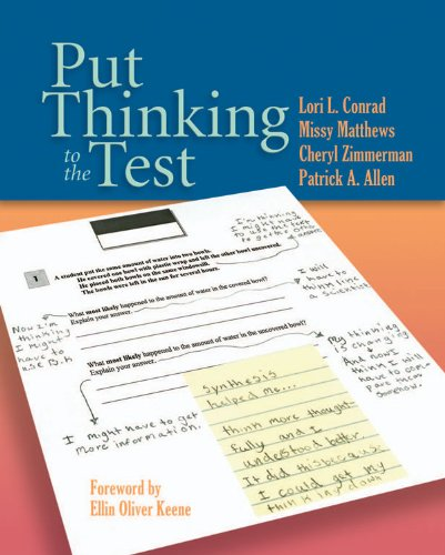 Put Thinking to the Test   2008 edition cover