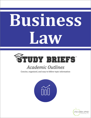 Business Law cover
