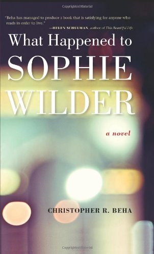 What Happened to Sophie Wilder   2012 edition cover