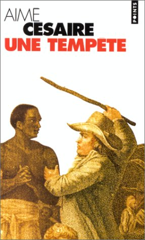 Une Tempete: 1st 1969 edition cover