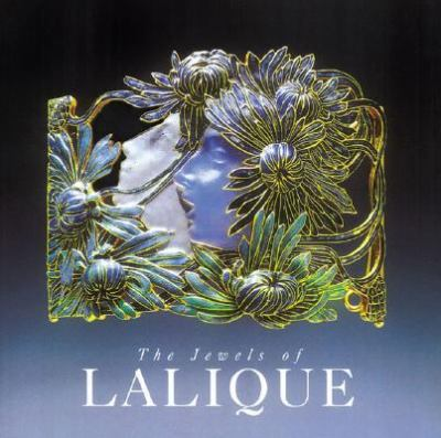 Jewels of Lalique   1998 9782080136312 Front Cover