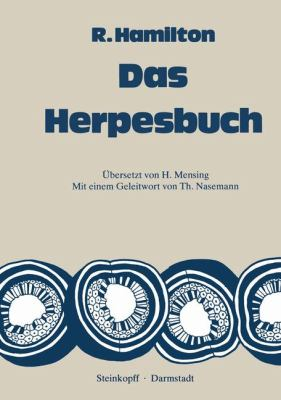 Herpesbuch   1984 9783798506312 Front Cover