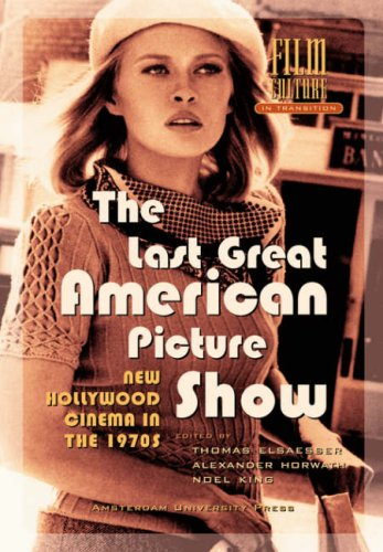 Last Great American Picture Show New Hollywood Cinema in The 1970s  2003 edition cover